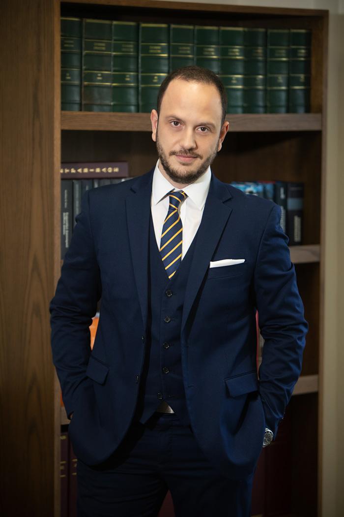 Βασίλειος Ι. Χρονόπουλος - Δικηγόρος Ποινικολόγος